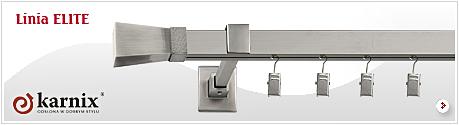 Karnisze Aluminiowe Elite