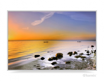 Obraz w Ramce - Panorama Sea Sunset
